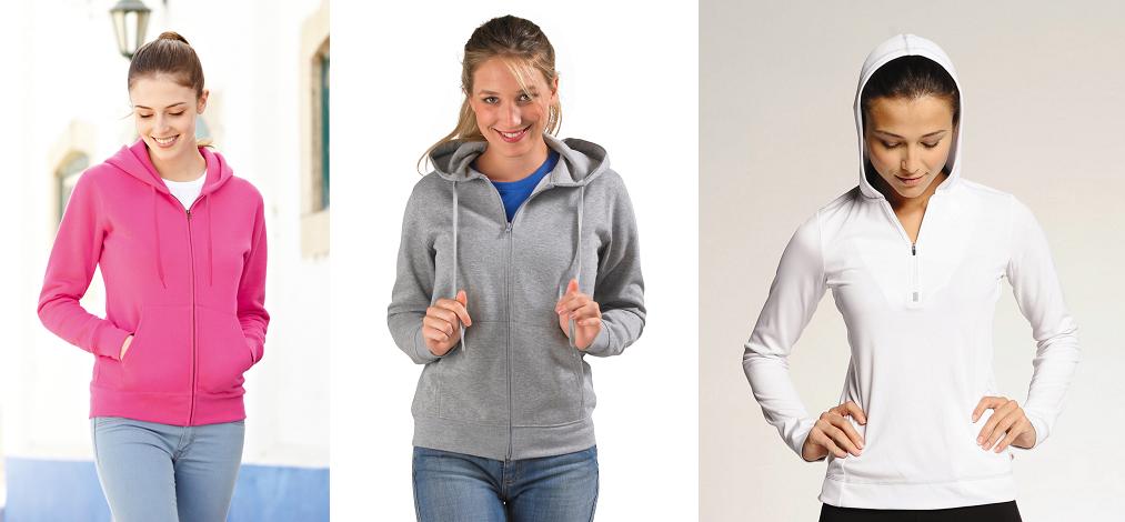 Dames hoodies en capuchon sweaters