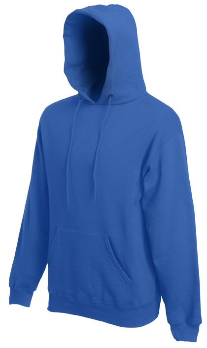 Fruit of the Loom Hooded Sweater SC244C Royal Blue