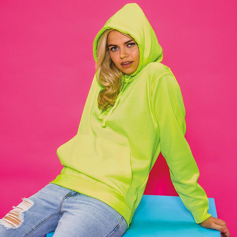 AWDis Hoods Electric dames hoodie