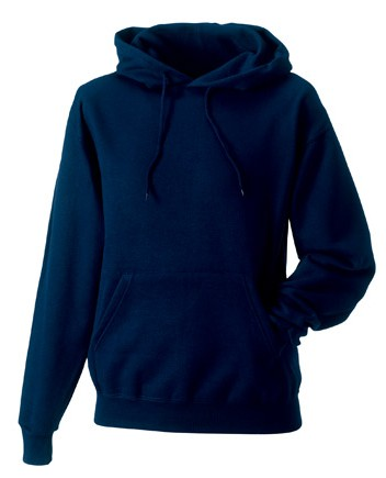 Russell Hoodie Sweater 9575M French Navy