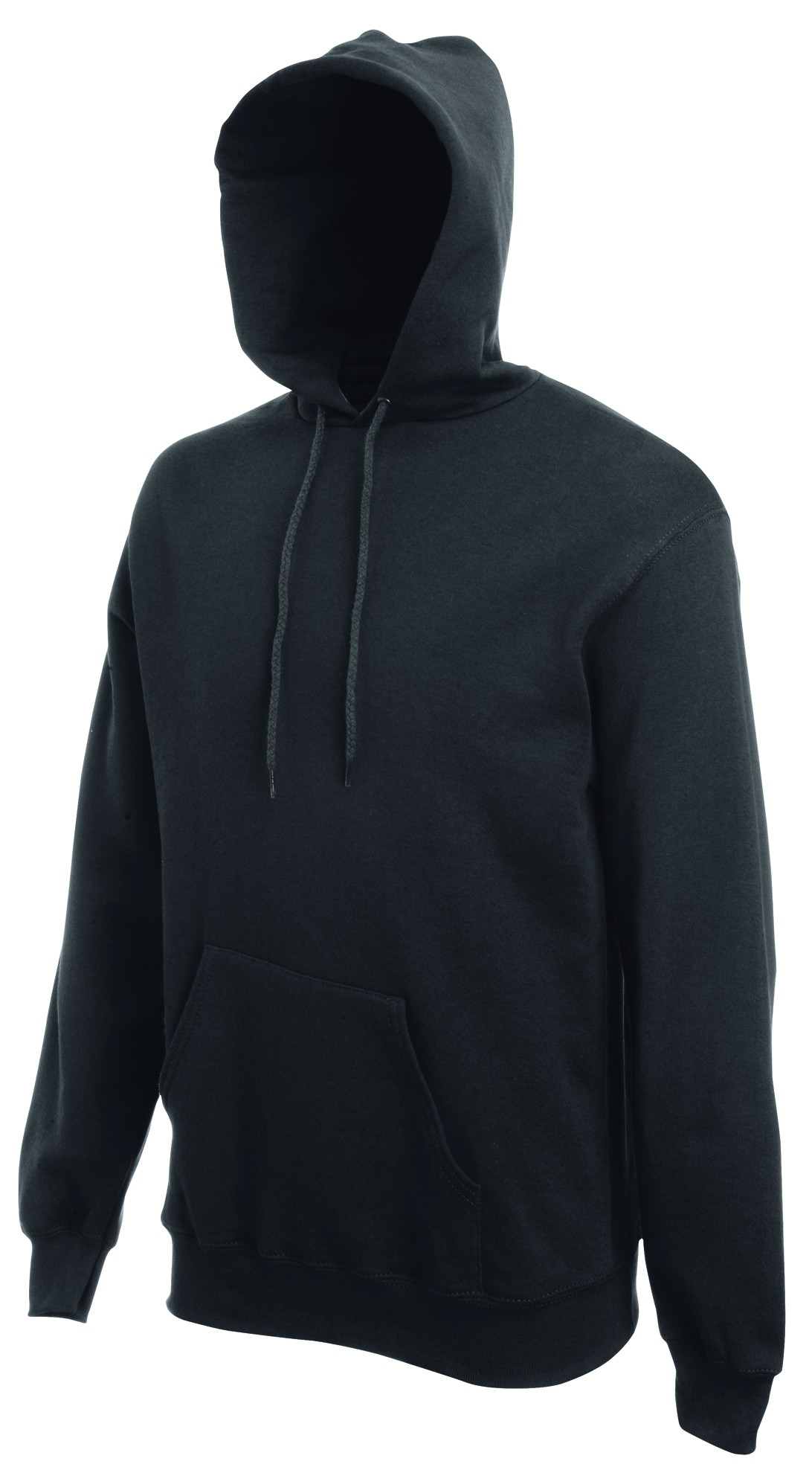 Fruit of the Loom Hooded Sweater SC244C Charcoal