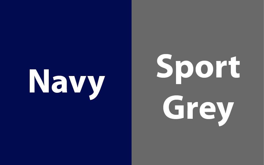 GI185C00 Navy - Sport Grey