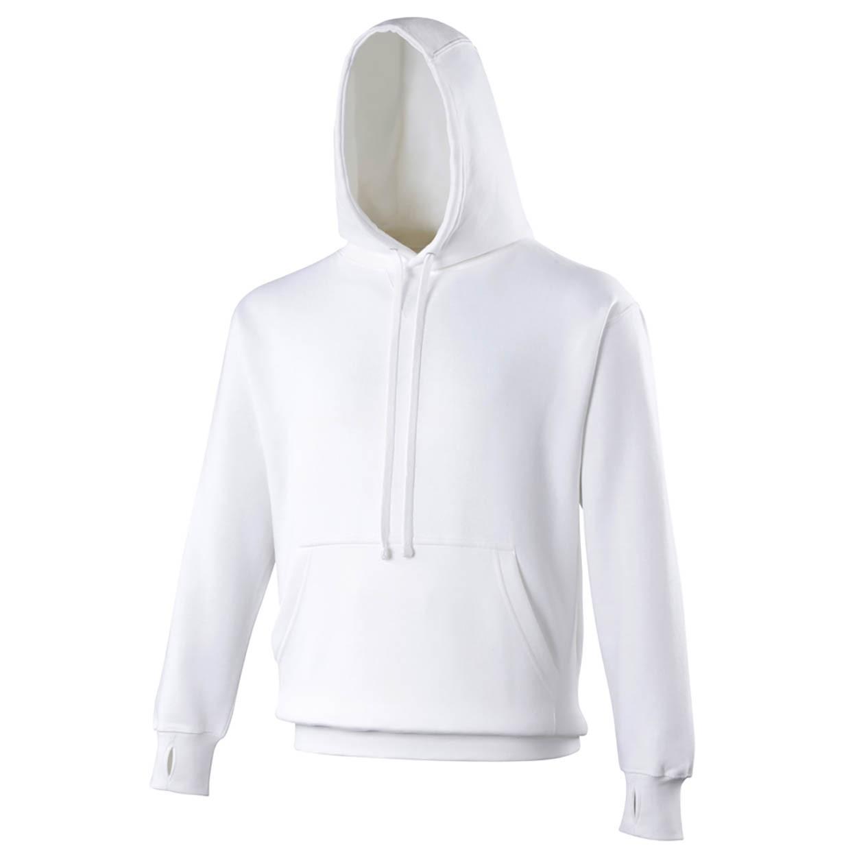 AWDis Hoods Street hoodie heren wit