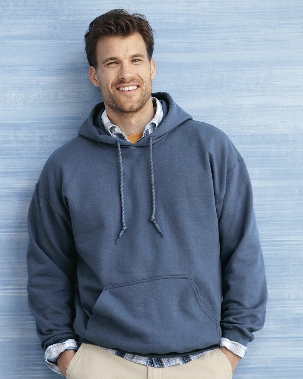 Gildan Heavy Blend Hooded Sweatshirt GI18500 foto 2