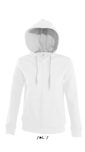 Sols Soul Women White - Grey Melange