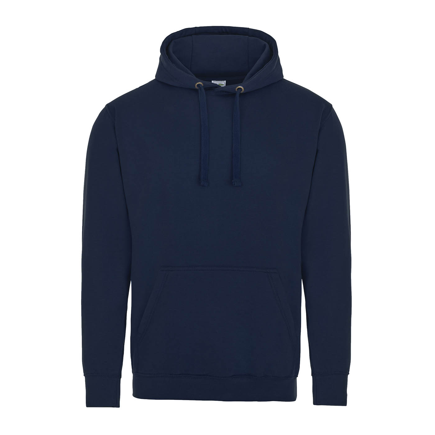 NAVY HOODED SWEATER