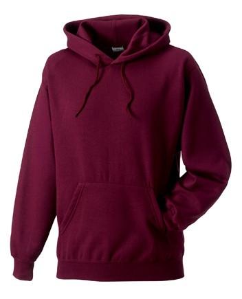 Russell Hoodie Sweater 9575M Burgundy
