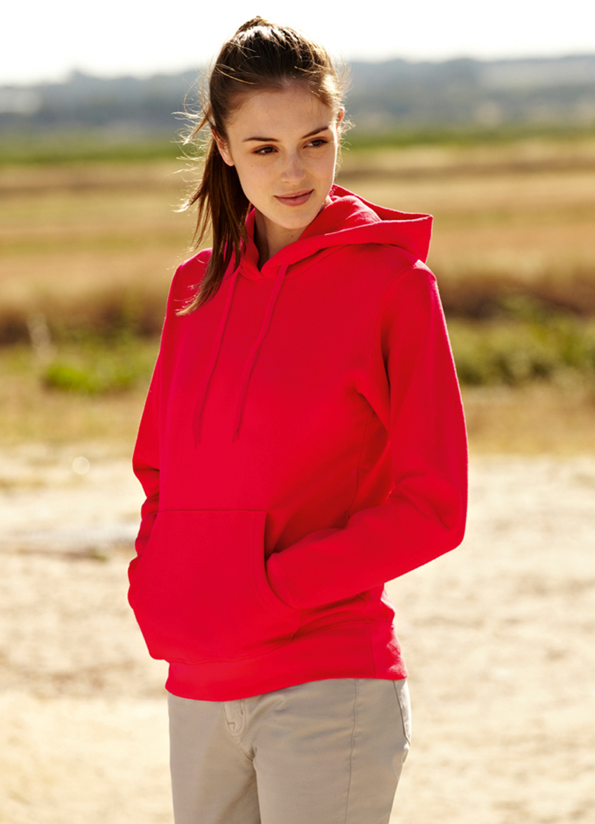 Lady Fit Hooded Foto 1