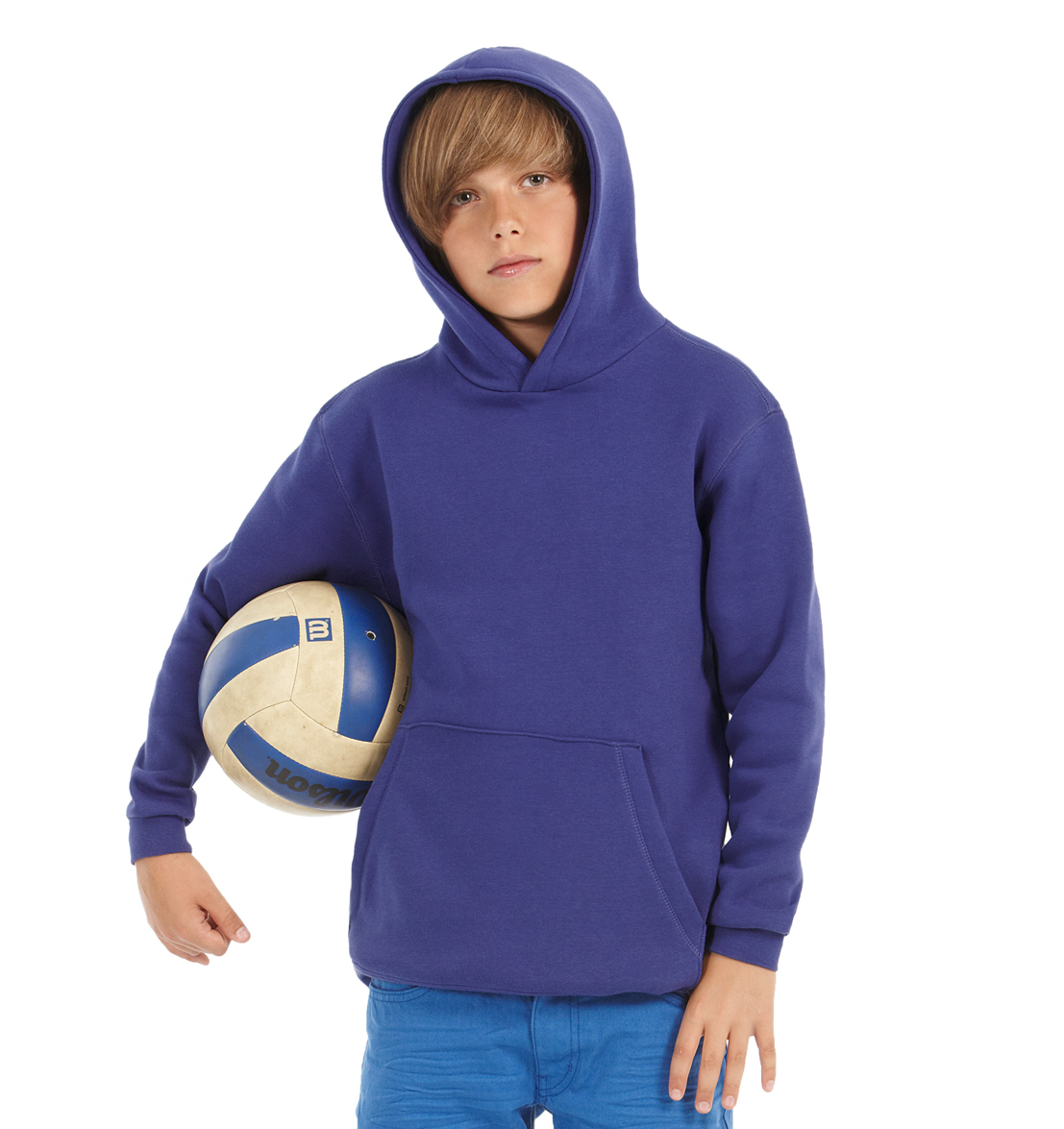 B-C Hooded Kids Sweat foto