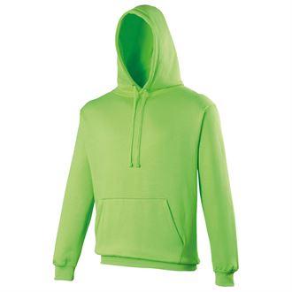 AWDis Hoods Electric dames hoodie Groen