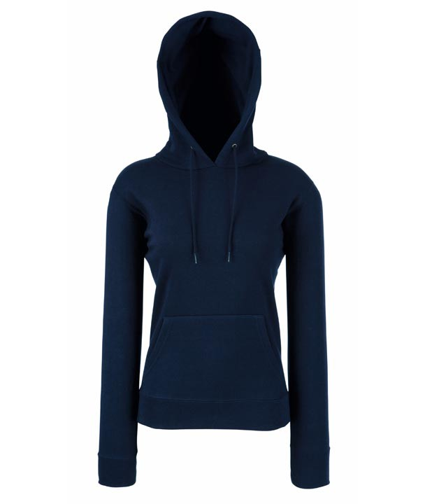 Lady-Fit Hooded 620380 Deep Navy