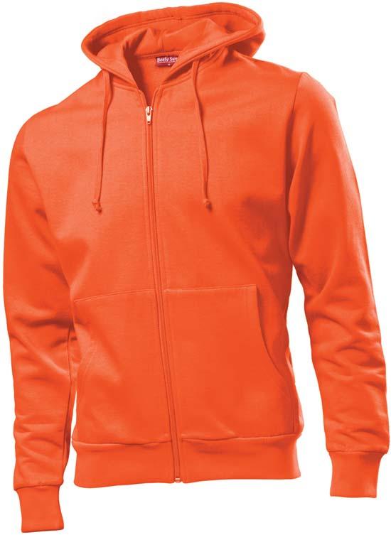 Hanes 6190 Orange