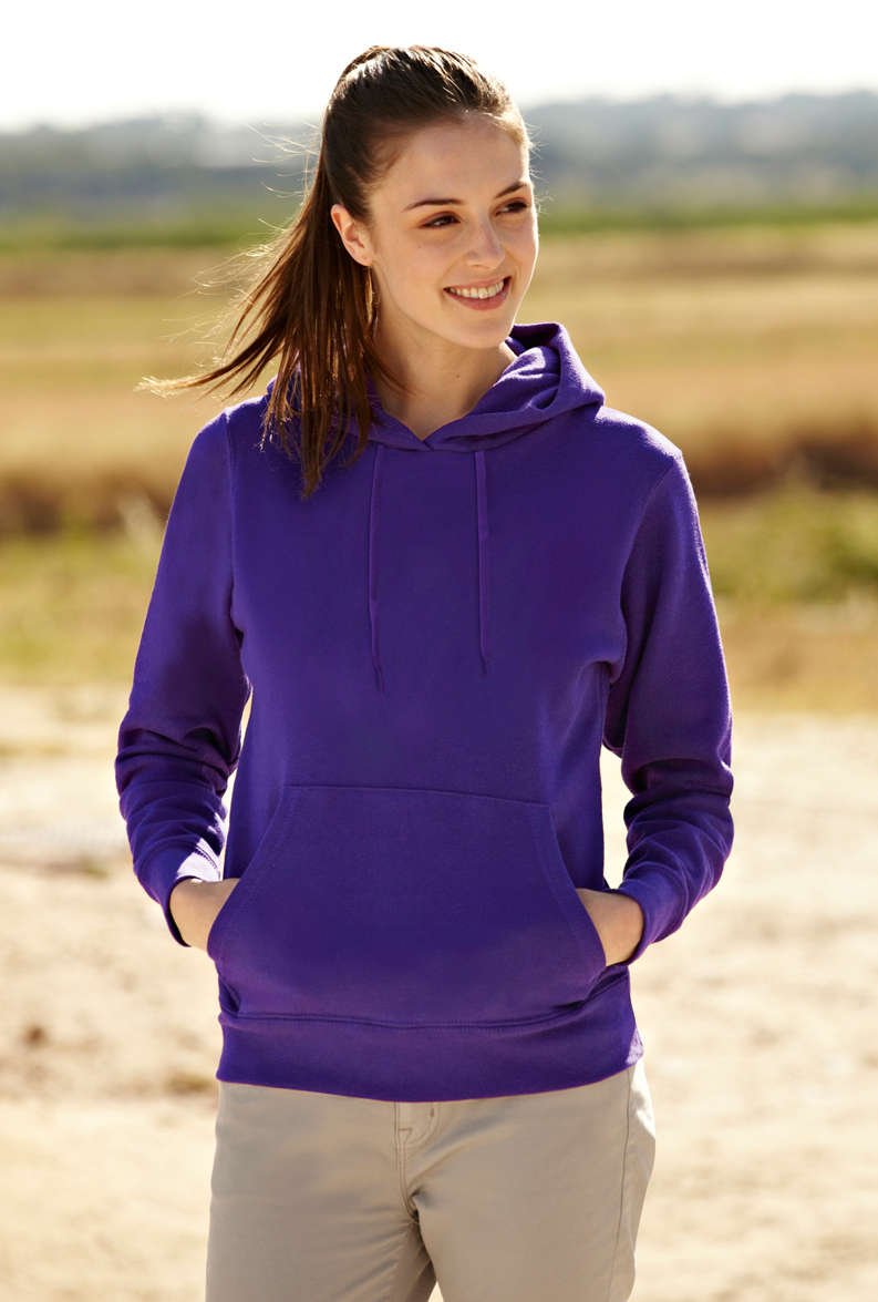Lady Fit Hooded Foto 2