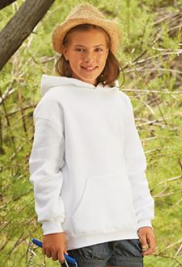 Fruit Of The Loom Kids Premium Hoodie sweater
