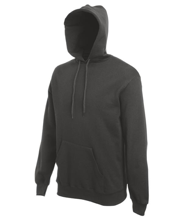 Fruit of the Loom Hooded Sweater SC244C Light Graphite