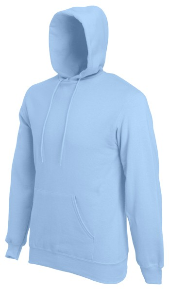 Fruit of the Loom Hooded Sweater SC244C Sky Blue
