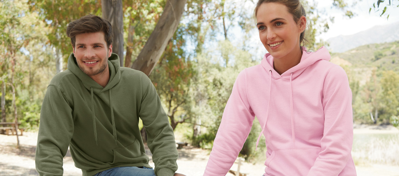 Fruit of the Loom Classic hoodies