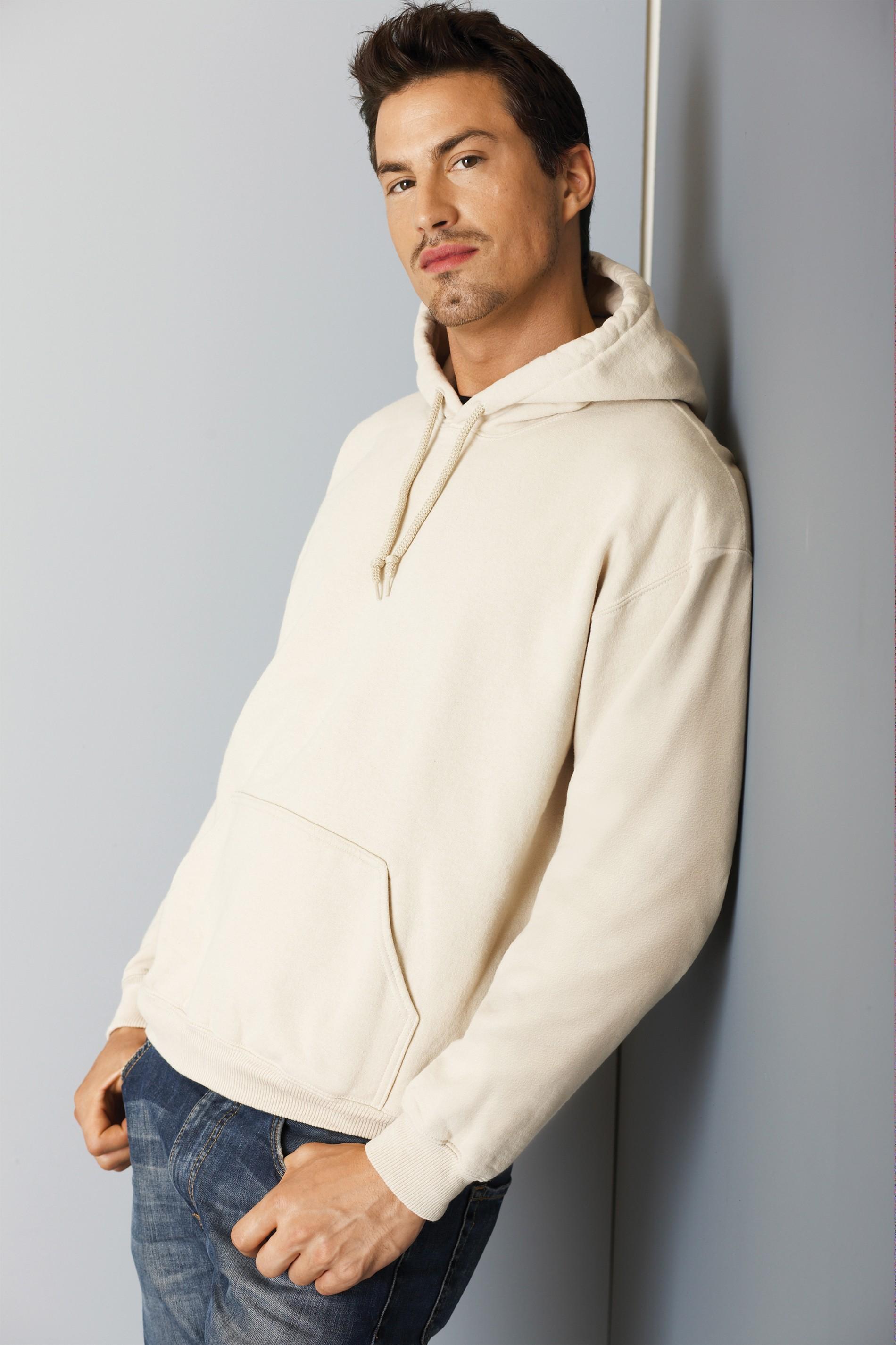 Gildan Heavy Blend Hooded Sweatshirt GI18500 foto 2