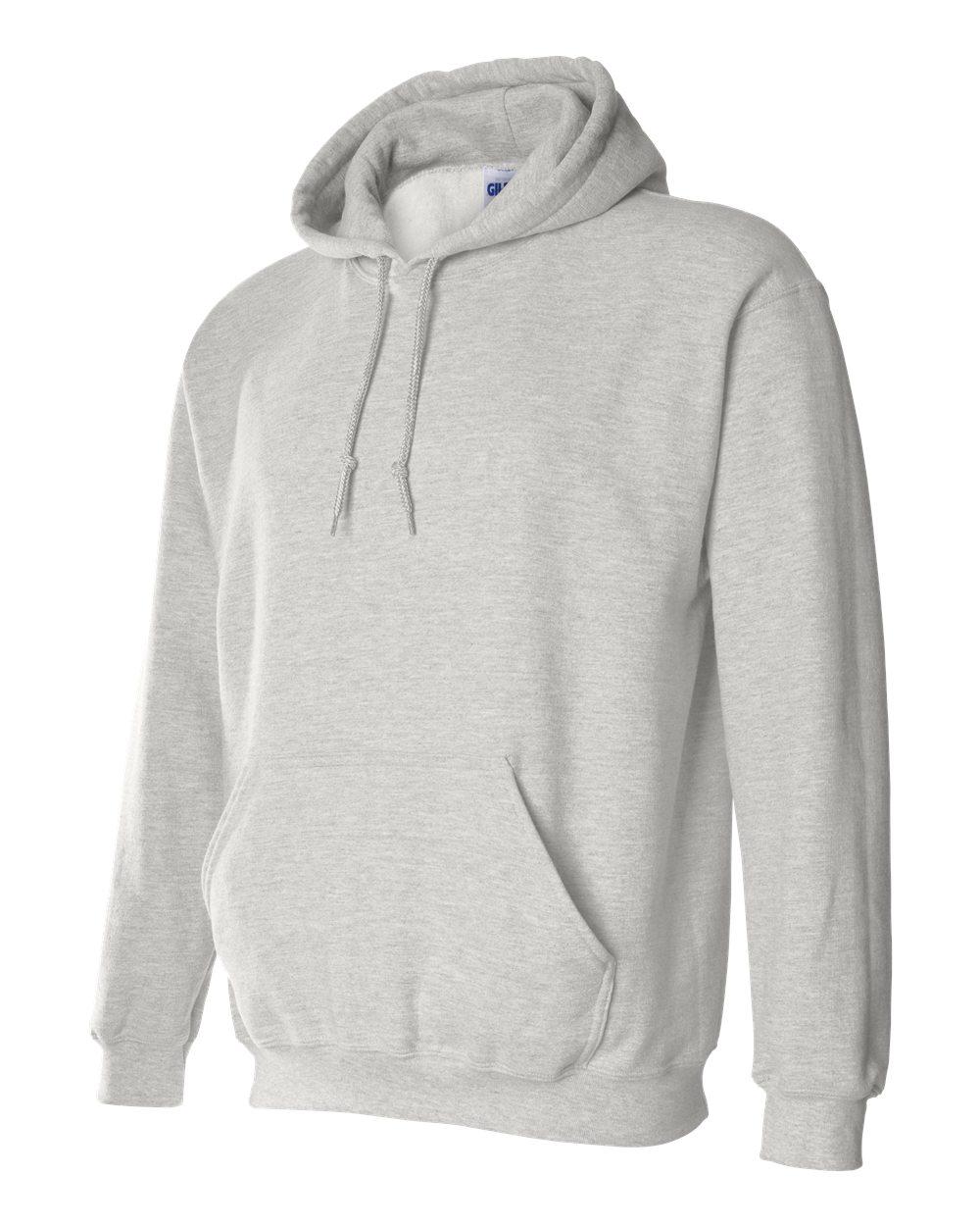 Gildan Heavy Blend Hooded Sweatshirt GI18500 Ash