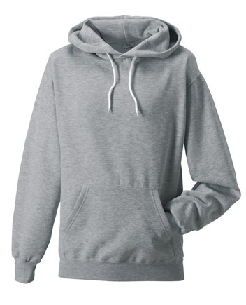 Russell Hoodie Sweater 9575M Light Oxford