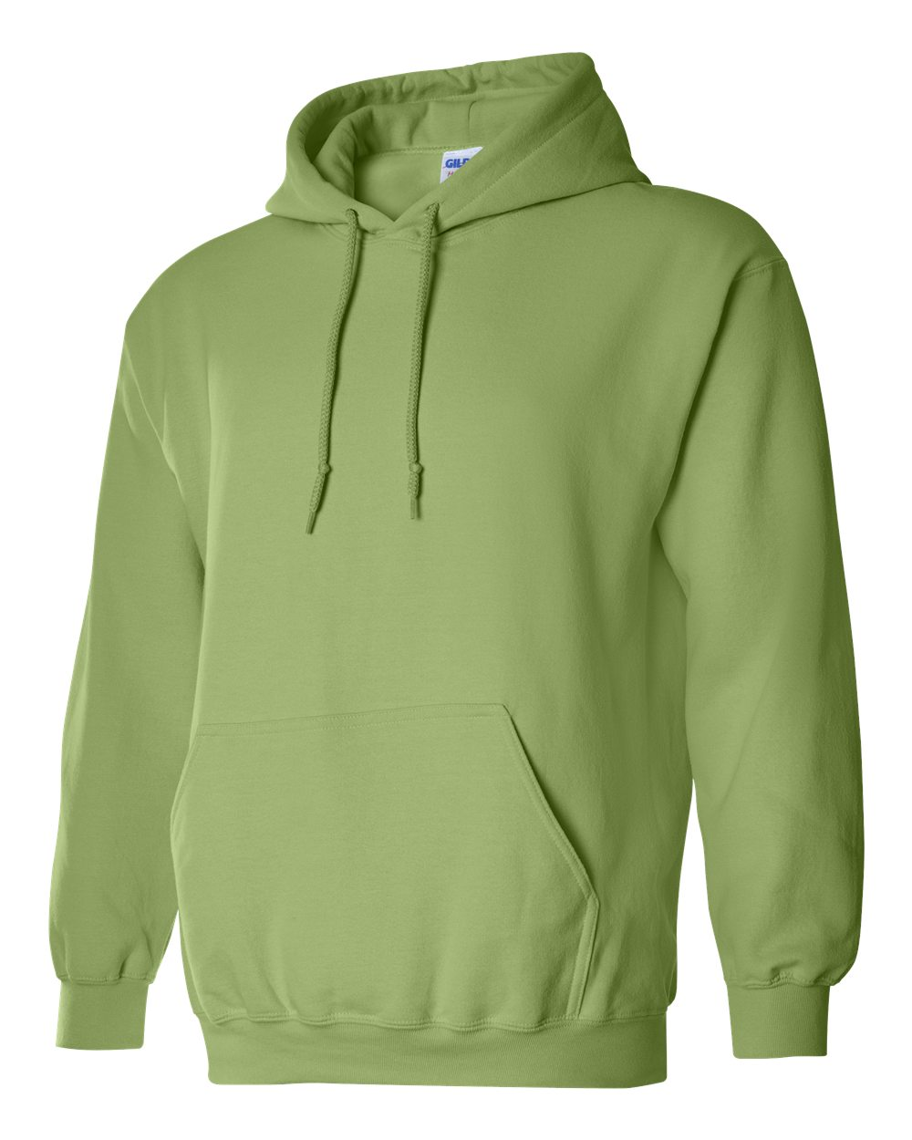 Gildan Heavy Blend Hooded Sweatshirt GI18500 Kiwi