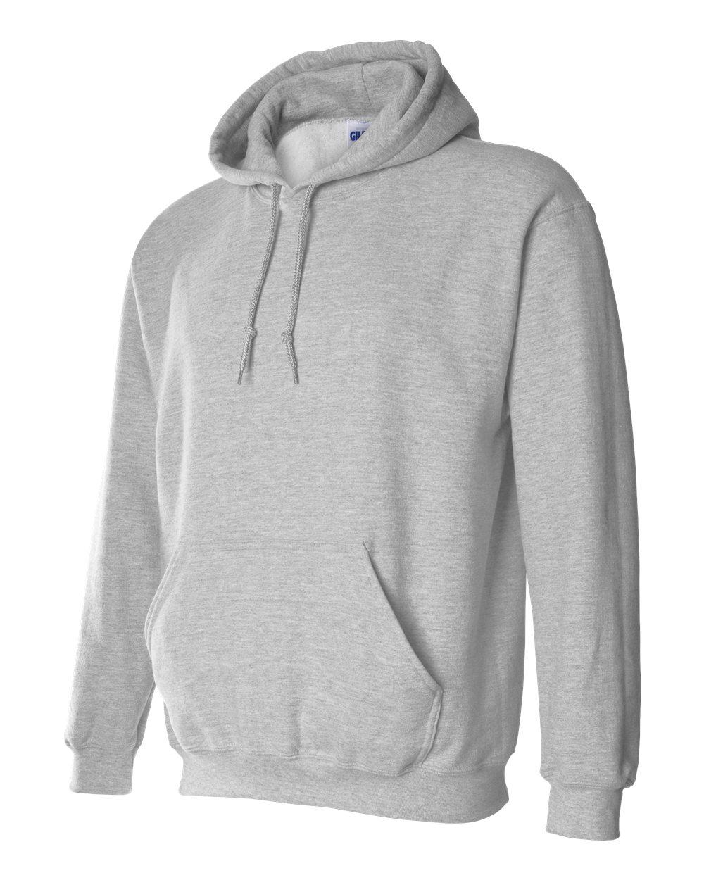 Gildan Heavy Blend Hooded Sweatshirt GI18500 Sports Grey