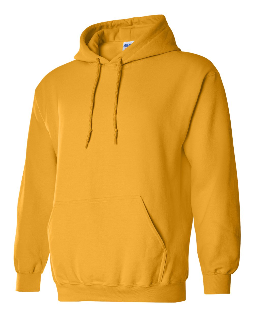 Gildan Heavy Blend Hooded Sweatshirt GI18500 Gold