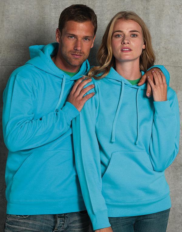 Russell Hoodie Sweater Blauw