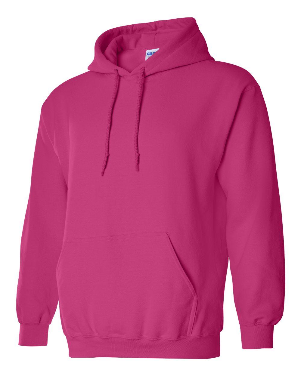 Gildan Heavy Blend Hooded Sweatshirt GI18500 Helconia