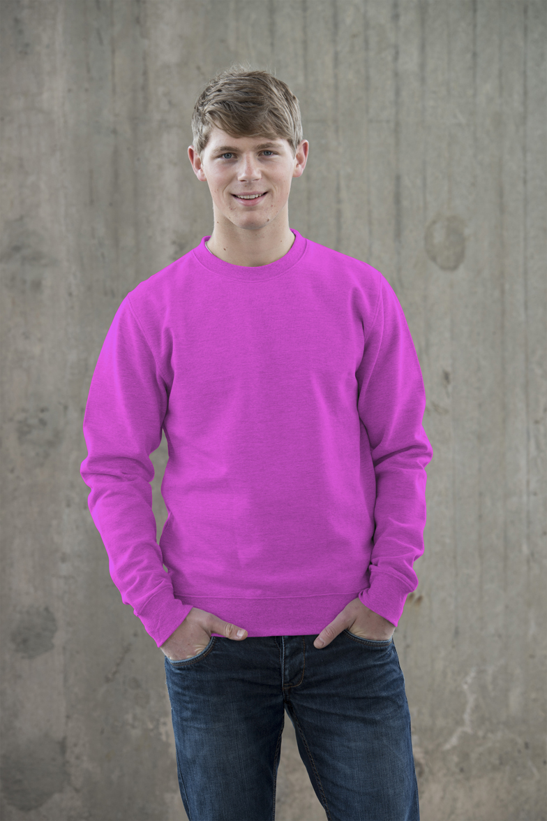AWDis JH030 Candyfloss Pink