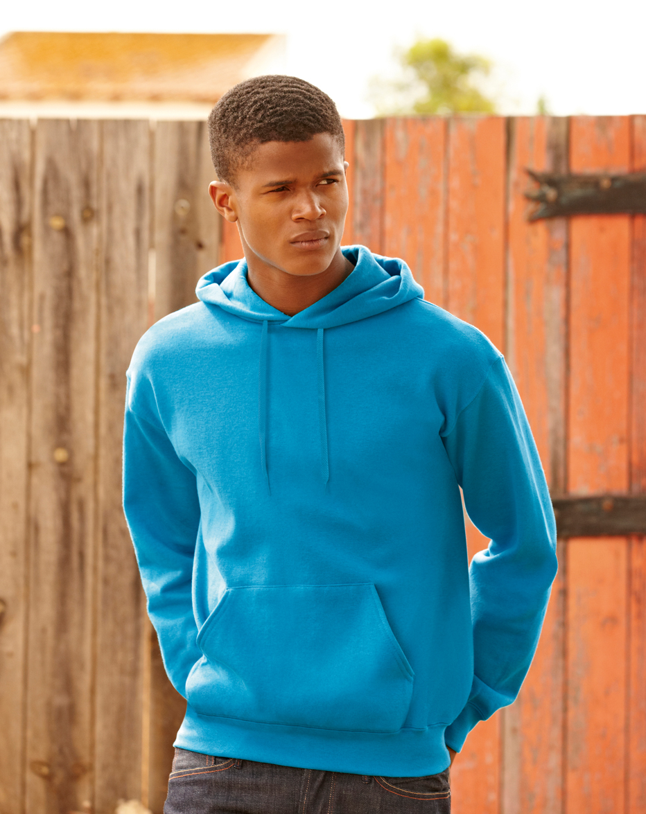 Fruit of the Loom Hooded Sweater 622080 Foto