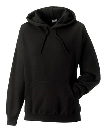 Russell Hoodie Sweater 9575M Black